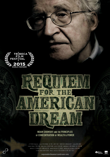 Rent Requiem For The American Dream 2016 On Dvd And Blu Ray Dvd