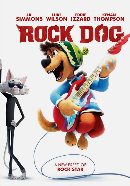 Rent Rock Dog (2017) on DVD and Blu-ray - DVD Netflix