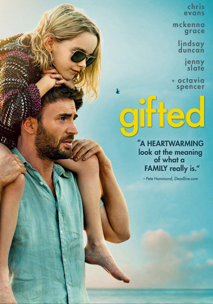 Rent Gifted (2017) on DVD and Blu-ray - DVD Netflix