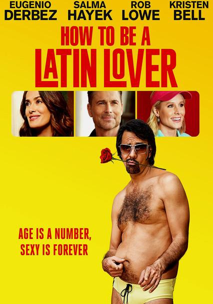 como ser un latin lover netflix