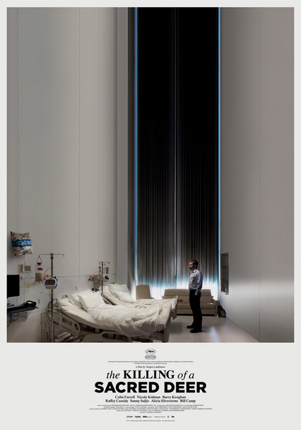 115281f0 Rent The Killing of a Sacred Deer (2017) on DVD and Blu-ray - DVD Netflix