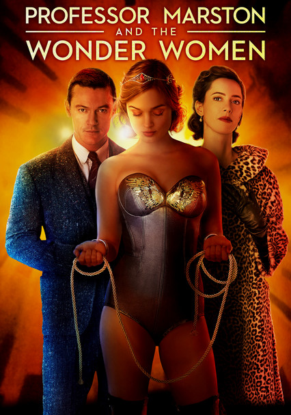 Rent Professor Marston and the Wonder Women (2017) on DVD