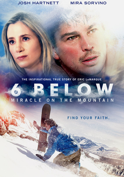 Rent 6 Below Miracle On The Mountain 2017 On Dvd And Blu Ray Dvd Netflix