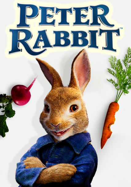 Rent Peter Rabbit (2018) on DVD and Blu-ray - DVD Netflix