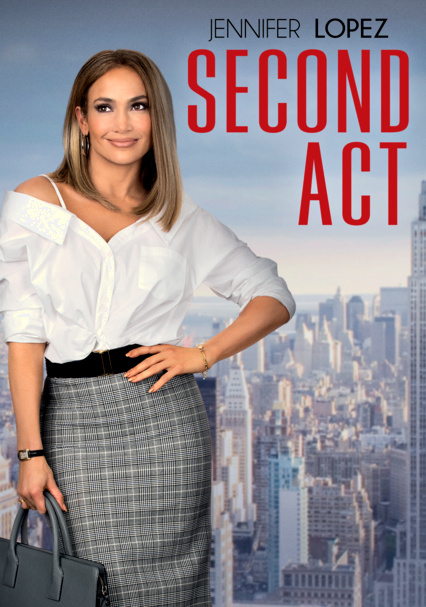 947c38fa55f Rent Second Act (2018) on DVD and Blu-ray - DVD Netflix