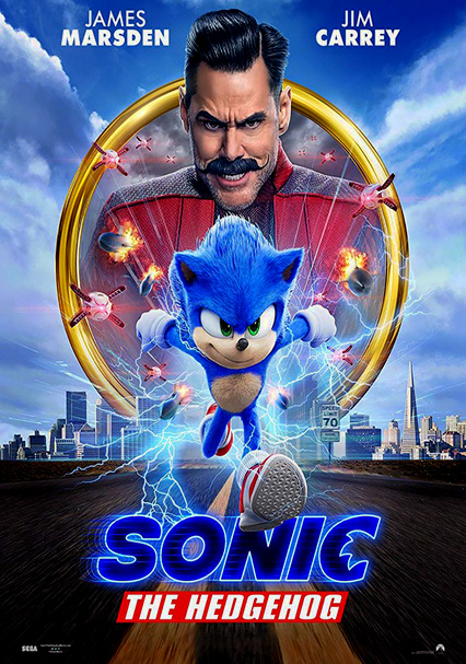Rent Sonic The Hedgehog 2020 On Dvd And Blu Ray Dvd Netflix