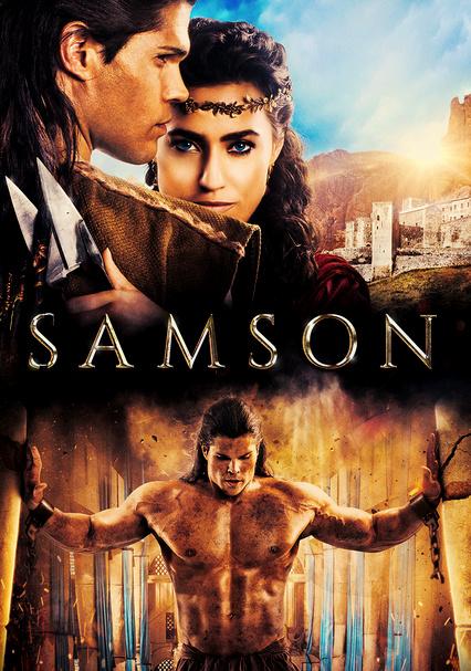 Rent Samson (2018) on DVD and Blu-ray - DVD Netflix