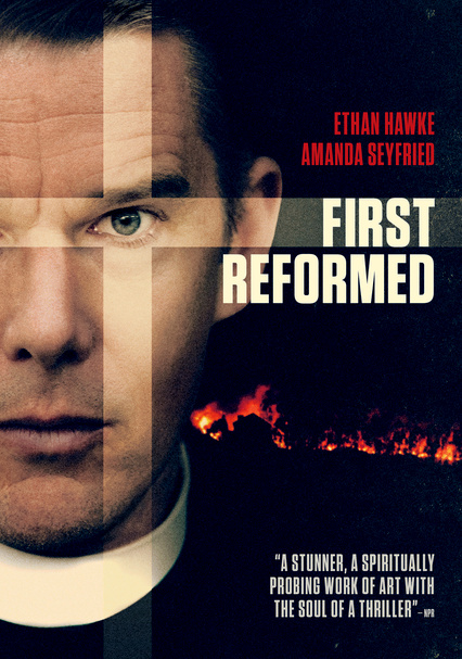 Rent First Reformed 2018 On Dvd And Blu Ray Dvd Netflix