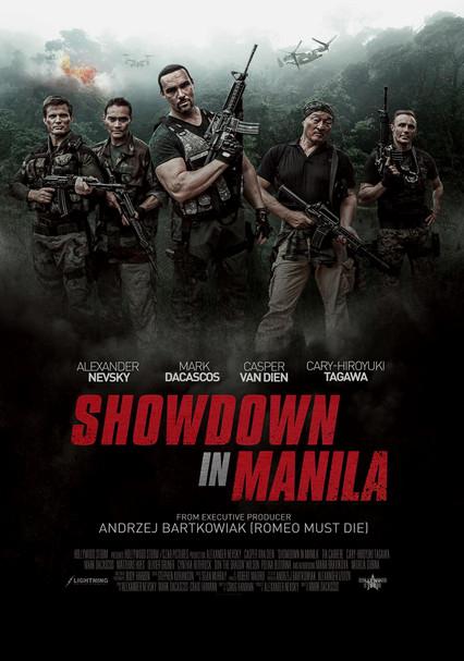 Rent Showdown In Manila 2018 On Dvd And Blu Ray Dvd Netflix