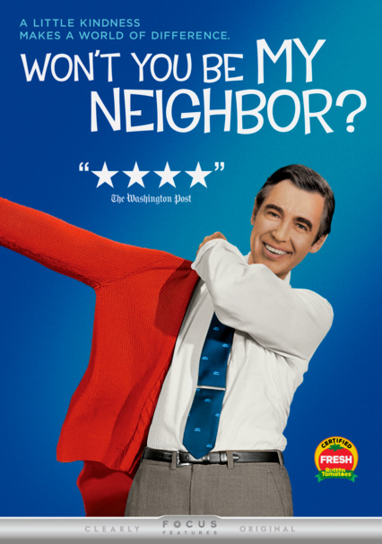 Rent Won T You Be My Neighbor 2018 On Dvd And Blu Ray Dvd Netflix