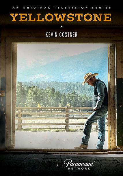 Rent Yellowstone (2018) on DVD and Blu-ray - DVD Netflix