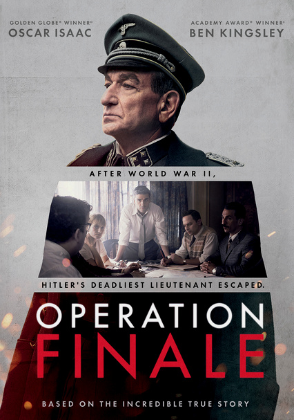 Image result for Operation Finale