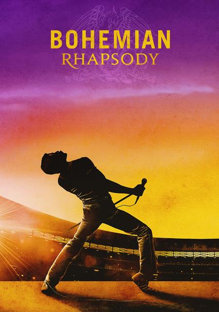 Rent Bohemian Rhapsody 2018 On Dvd And Blu Ray Dvd Netflix