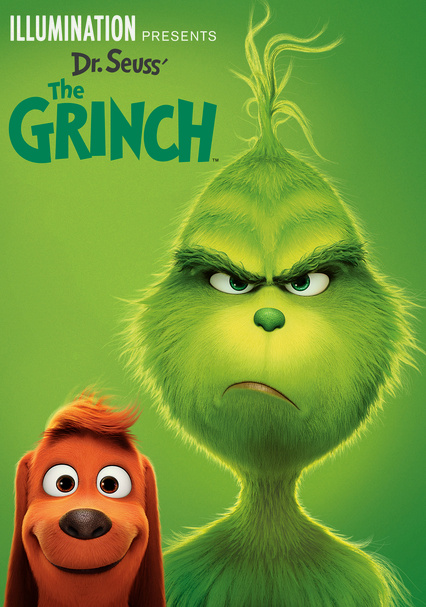 Rent Dr Seuss The Grinch 2018 On Dvd And Blu Ray Dvd Netflix