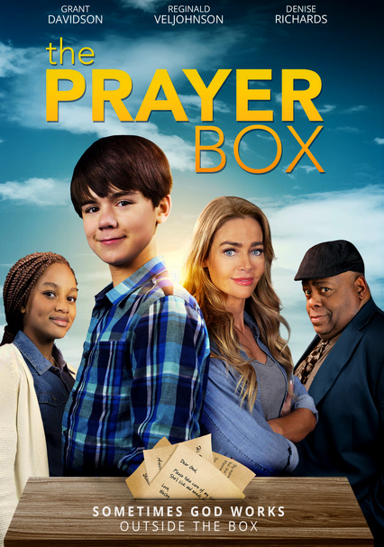 Image result for the prayer box movie kevan otto