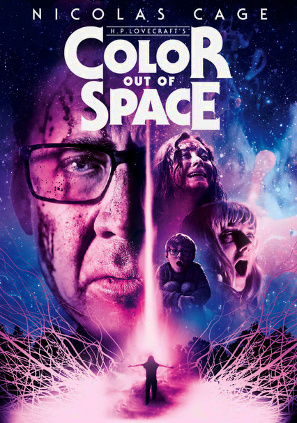 Rent Color Out Of Space 2020 On Dvd And Blu Ray Dvd Netflix