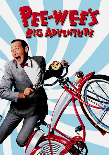 Danny gans pee wee herman right!